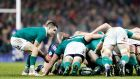 Conor Murray got a rating of eight from the notoriously harsh L'Equipe. Photo: Colm O'Neill/Inpho