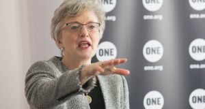 A report on Brexit due to be published shortly by Minister for Children Katherine Zappone finds that young people are worried about the cost of college in the UK. Photograph: Gareth Chaney/Collins