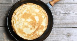 Pancakes: Lemon and sugar or maple syrup? Photograph: iStock