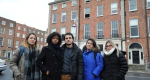 Former residents recall fire at Mountjoy Square building