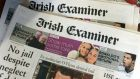 'Irish Examiner' owner, Cork-based Landmark Media, is reportedly considering a deal with INM as one way of tackling its €21m debt. Photograph: Eric Luke