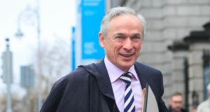 Minister of Education  Richard Bruton: he is reviewing a policy-change which could allow teachers to accept or reject collective pay agreements on an individual basis. Photograph: Gareth Chaney Collins