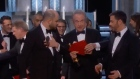 Oscars gaffe: Wrong Best Picture winner announced