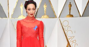 All the Oscars red carpet fashion