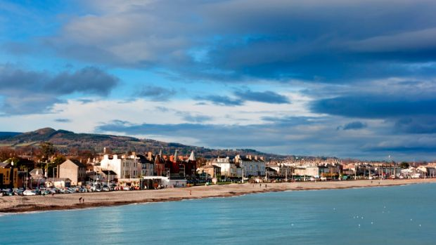 Bray seafront: 'You have that mix of city and rural and a more relaxed lifestyle'
