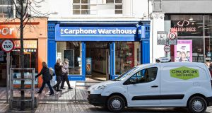 Number 79 is  let to Carphone Warehouse until March 2024 at a rent of €190,000 per year.