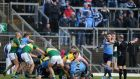 Tempers flared during the 2015 league meeting between Kerry and Dublin in Killarney. The sides meet in Tralee on March 18th this year. Photograph:   Cathal Noonan/Inpho