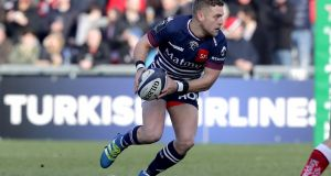 "Ian Madigan in action for Bordeaux-Bègles: ""He's too talented a guy not to be snapped up by a club,"" says Leinster backs coach Girvan Dempsey. Photograph: Morgan Treacy/Inpho."