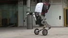Google-owned robotics firm unveil 'nightmare-inducing' hybrid robot