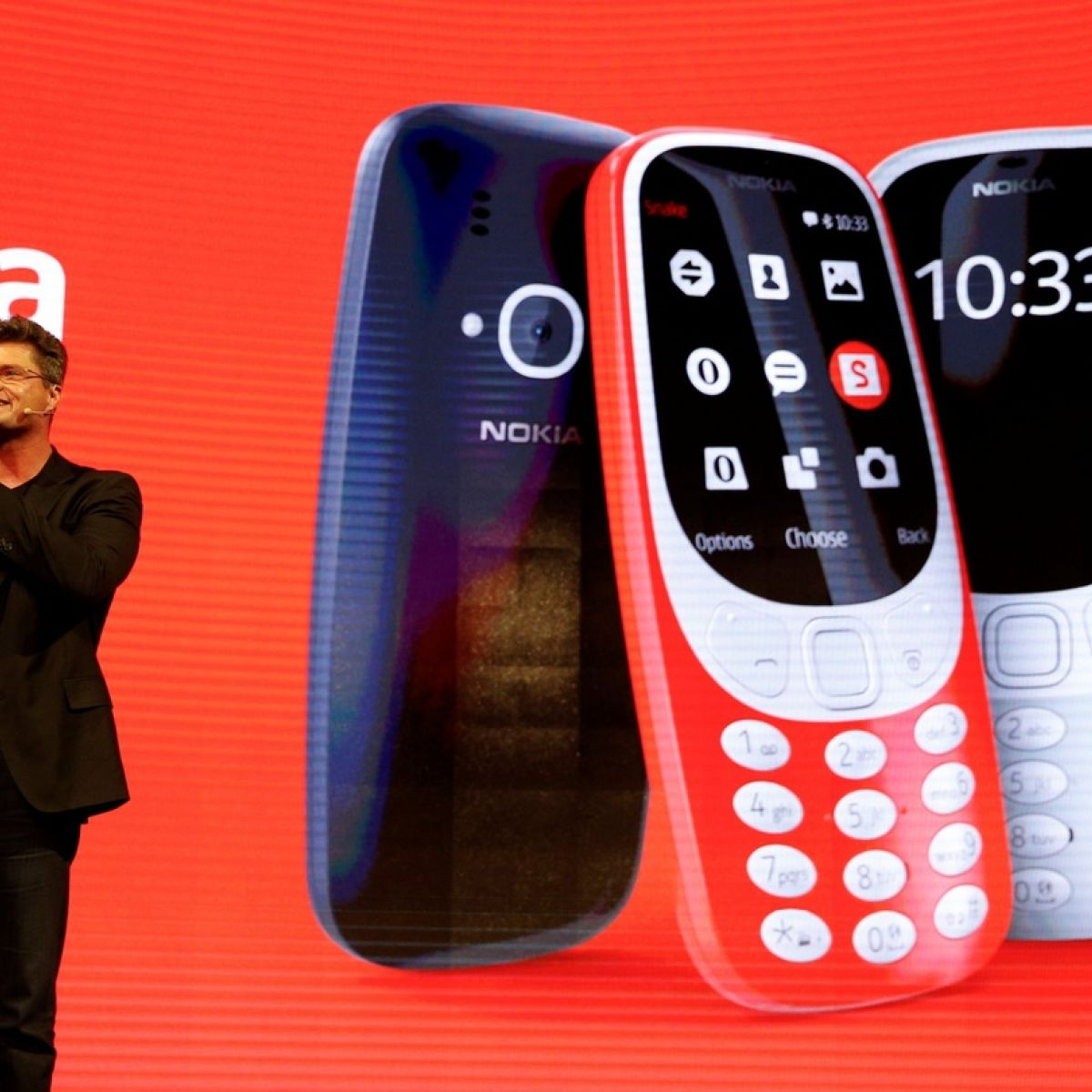 Could the Nokia 3310 be the cure for smartphone addiction?
