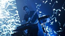 Bonobo live at  Vicar St: 12-piece tranquillity gives way to  sonic upheaval
