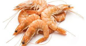 Cheaper food! Britons have been promised that Thai prawns  will cost 36p less  once the UK is free of EU shackles.