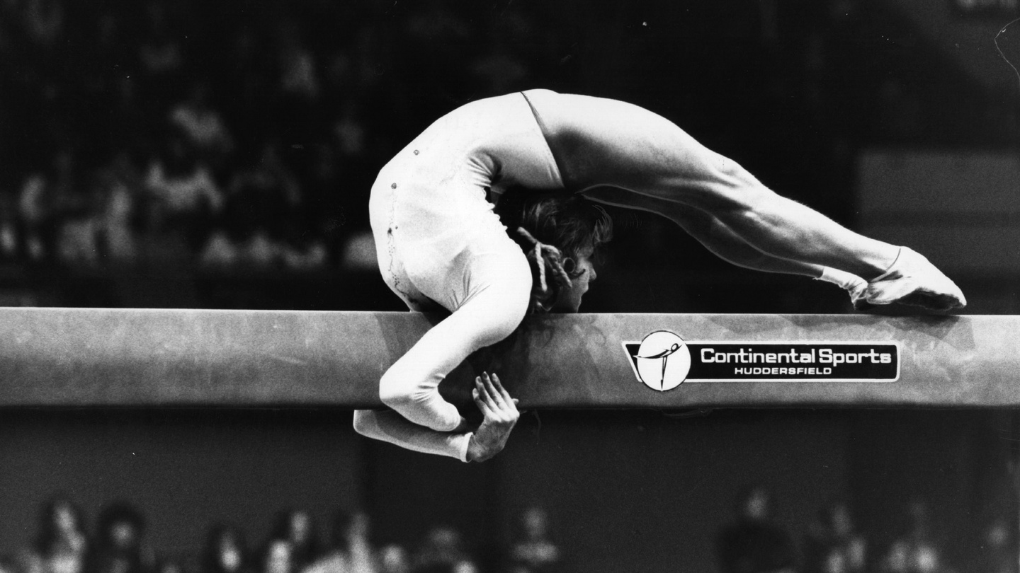 Watch Olga Korbut 6 Olympic medals video