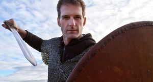 "'Action historian' Dan Snow presents 1066: A Year to Conquer England: ""Next week he will probably explore what it feels like to hunt and kill a man."""