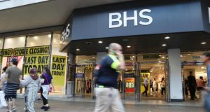 Britain's pensions regulator said the deal with Philip Green will see him fund a scheme to give BHS pensioners higher benefits than they would get from the UK pension protection fund. Photograph: PA