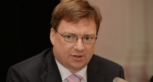 Strategic Banking Corporation of Ireland managing director Nick Ashmore. Photograph: Alan Betson