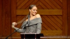 'So I made it to Harvard': Rihanna receives humanitarian award