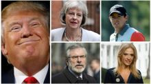 Fantasy Lent: What should Rory McIlroy, Donald Trump and Gerry Adams give up?