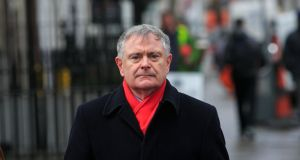 Labour Party leader Brendan Howlin: he has an impressive ministerial record and  is a good Dáil performer, as are his colleagues. Photograph: Gareth Chaney Collins