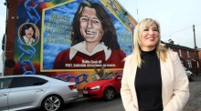 Northern Ireland elections: How do voters feel about Michelle O'Neill?