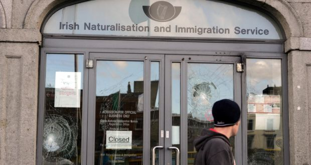 Nearly 4500 people deported from state last year the office of irish naturalisation and immigration service on burgh quay figures released by the stopboris Images
