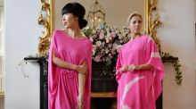 Louise Kennedy's new collection: florals, hot pinks and afternoon tea
