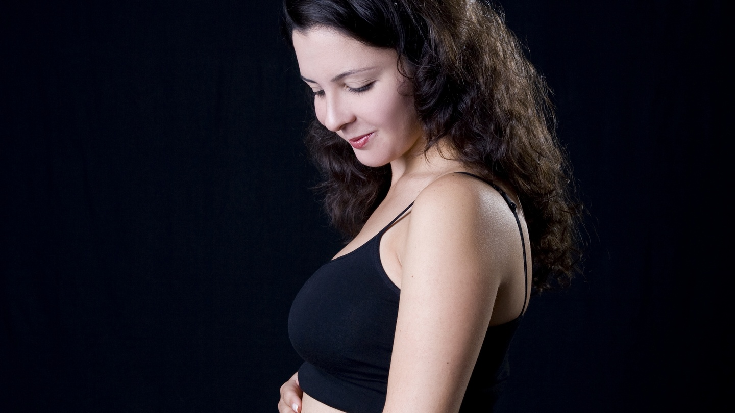 What do you do if you split up at the start of your pregnancy?