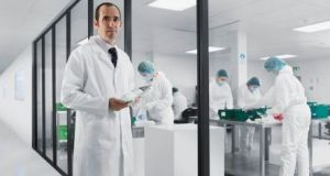 Investment by Irish-owned companies in R&D  is still significant. Photograph: iStock