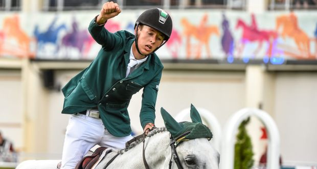 Success The World Round For Irish Showjumpers