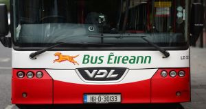 Bus Éireann suggested in a confidential email to the WRC that funding could be secured to meet the cost of a voluntary redundancy scheme. Photograph: Dara Mac Dónaill