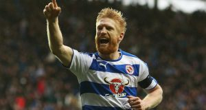 Paul McShane's late winner gave Reading all three points against Wolves. Photo: Ben Hoskins/Getty Images