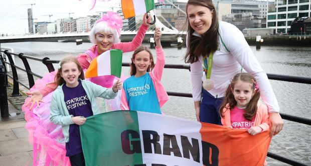 Annalise Murphy to be grand marshal of Dublin parade
