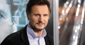Liam Neeson has been named the richest Irish actor in the Sunday Times rich list. Photograph: Jason Merritt/Getty Images