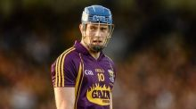 Jack Guiney made his first Wexford appearance for two years in their Division 1B clash with Kerry. Photo: Inpho