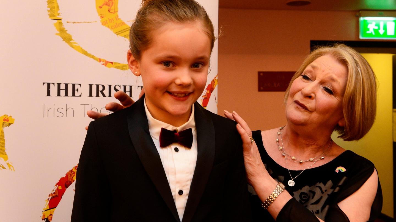 Haunting dance, scabrous comedy: the 'Irish Times' Irish