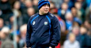 Waterford manager Derek McGrath says his side must improve on their start. Photo: Inpho