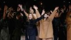 Stella McCartney's dancing models bring 'Faith' to Paris Fashion Week