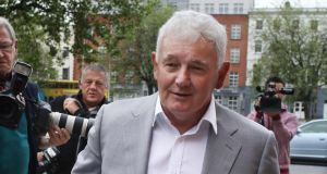 John Gilligan:  Cab is entitled to its costs of the appeals before the Supreme Court against John, Geraldine and Darren Gilligan but not Tracey Gilligan. Because all four Gilligans got legal aid for the appeals, the State will pay. Photograph: Collins