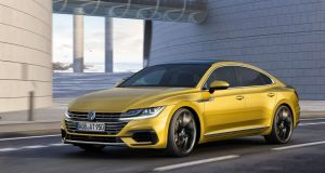 New Volkswagen Arteon - replaces CC and arrives in June