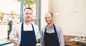 Steve Toman and Alain Kerloc'h's Ox restaurant is doing a London pop-up on St Patrick's Day