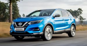New Nissan Qashqai: the innovation is underneath