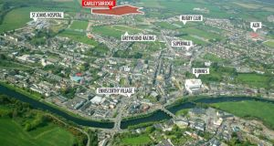 Carleys Bridge is less than 2km from the M11 and the Enniscorthy railway station.