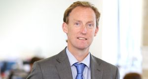 Barry Andrews stepped down last October as chief executive of the aid agency Goal.