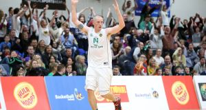 Kieran Donaghy has been included in the Irish basketball 20-man squad. Photograph: Cathal Noonan/Inpho