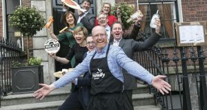 Who makes Ireland's best food and drink?
