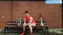 "Cian O'Callaghan: ""We had a 13-week gap, between the Leinster final and the semi-final, which I suppose is unheard of in any other sport."" Photograph:    Ramsey Cardy/Sportsfile"