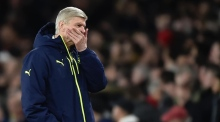 Wenger blames the referee after Bayern thrashing
