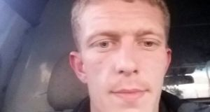 Ross Outram (26), of Ferryland, Clonmel, Co Tipperary, was brought before Dungarvan District Court on Wednesday over the murder of 90-year-old Paddy Lyons