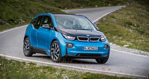 New BMW I3 The Best Electric Car This Side Of A Tesla