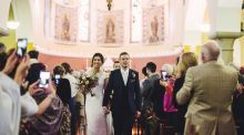 Our Wedding Story: Married in a church full of memories
